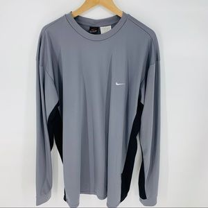 Nike Legend Long Sleeve Therma fit shirt